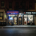 Poke Fun by Sharon Popek