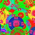 Poker Stacks by Jorgo Photography - Wall Art Gallery