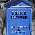 Police Box by Richard Reeve