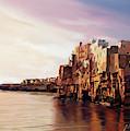 Polignano by Guido Borelli