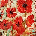 Poppies by Elizabeth Mundaden