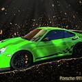 Porsche 911 Gt3rs by Max Huber