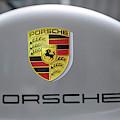 Porsche Logo by Gene Parks