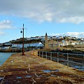 Porthleven Cornwall by Grace Collett
