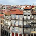 Porto Roofs by Georgia Fowler