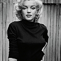 Portrait Of Marilyn Monroe by Alfred Eisenstaedt