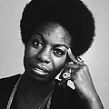 Portrait Of Nina Simone by Jack Robinson