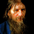 Portrait Of Rasputin Russian Mystic Faith Healer 20180922 by Wingsdomain Art and Photography