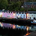 Portree Harbour by Nicholas Blackwell