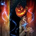 Posthumous Pumpkin by Chris Cole