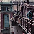 Potbellied Bridge House by Nisah Cheatham