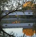 Potter's Bridge, Noblesville, Indiana by Steve Gass