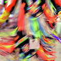 Powwow Abstraction #2 by Kae Cheatham