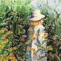 Prairie Girl by Donna Pierce-Clark