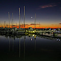 Pre-dawn Marina by Tom Claud
