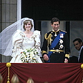 Prince Charles & Lady Diana On Wedding by Express Newspapers