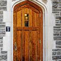 Princeton University Wright Hall  by Susan Candelario