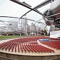 Pritzker Pavilion - Millennium Park by David Bearden