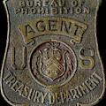 Prohibition Agent Badge by Jon Neidert