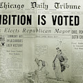 Prohibition Voted Out by Jon Neidert