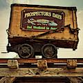 Prospectors Days Republic Washington Sign by Tatiana Travelways