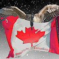 Proud To Be Canadian by Vivian Martin