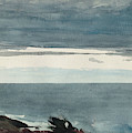 Prout's Neck, Evening by Winslow Homer