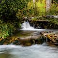 Provo Deer Creek Cascades by TL Mair
