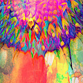 Psychedelic Daisy by Cindy Greenstein