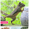 Published In Zoom Magazine - Jan. - Feb. 2010 Front Cover Squirrel by Peggy Collins