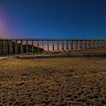 Pudding Creek Trestle Bridge - 3 by Jonathan Hansen
