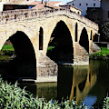 Puente Romanico Reflections by Rick Locke