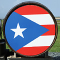 Puerto Rico Rum Barrel by Richard Reeve