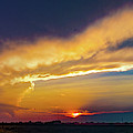 Pure Nebraska Sunset 003 by NebraskaSC