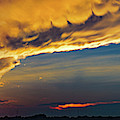 Pure Nebraska Sunset 009 by NebraskaSC