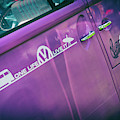 Purple Camper by Tim Gainey