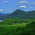 Putnam County's Hudson Highlands From Bear Mountain's Purple Heart Memorial Bridge by Raymond Salani III