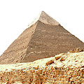 Pyramid At Giza by Mark Duehmig