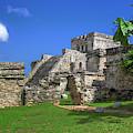 Pyramid El Castillo by Sun Travels
