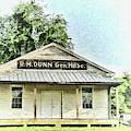 Quiet Reminder Of Yesterday In Goochland, County Virginia by Ola Allen
