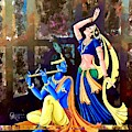 Radhakrishna by Peeyush Sharma
