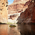 Rafting The Colorado by Scott Kemper