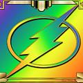 Rainbow Design 14 by Chuck Staley