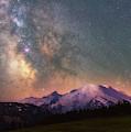 Rainier's Majesty by Darren White