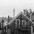Rainy Day In Provincetown  by David Gordon