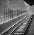 Rainy Days And Metro by Lora J Wilson