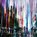 Rainy Street by Tim Palmer