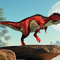 Rajasaurus by Daniel Eskridge