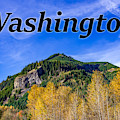 Randle Washington In Fall by G Matthew Laughton