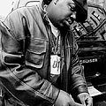 Rapper Notorious B.i.g., Aka Biggie by New York Daily News Archive